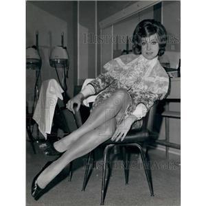 1965 Press Photo Actress Silvana Pampanini - KSB37001