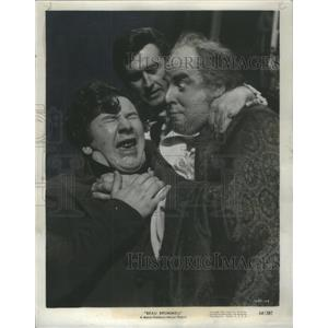 1955 Press Photo Peter Ustinov and Robert Morley and Stewart Granger in Beau Br
