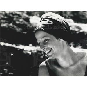 Press Photo Spanish Actress Carmen Moreiro Vargas