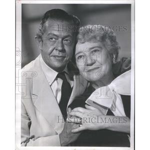 1951 Press Photo Forrest Lewis American Film & Television Actor - RSC02233