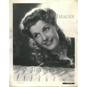 1939 Press Photo Actress Anita Louise - RSC00013