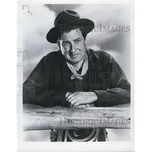 Press Photo Life Liberty And Orrin Dooley Film Actor Will Rogers Jr. Portrait