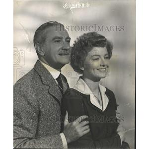 1950 Press Photo Clifton Webb American Actor Singer - RRW38793