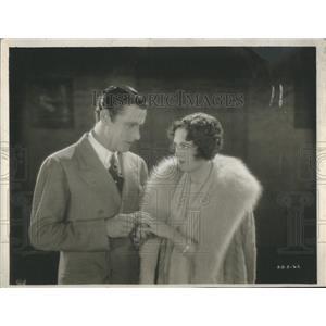 1926 Press Photo Edward Burns Jacqueline Logan American scene movie Snap