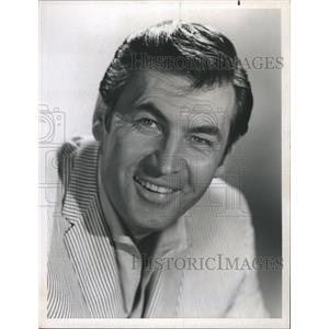 1968 Press Photo Actor Fess Parker