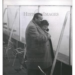 1959 Press Photo Aldo Ray, Heather Sears, The Siege of Pinchgut