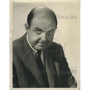 1964 Press Photo John McGiver
