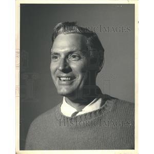 1967 Press Photo Ross Byers
