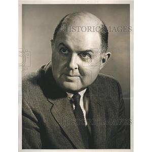 "1964 Press Photo John McGiver in ""Many Happy Returns"""