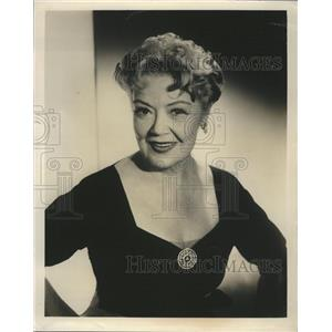 "Press Photo Spring Byington in ""December Bride"" - RSH85875"