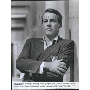 Press Photo Kevin McCarthy American stage, film, and television actor.