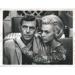 Press Photo Andy Griffith Show Television Actor - RSH98715