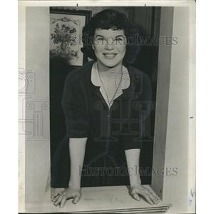 Press Photo Arlene McQuade Actress - RSH88897
