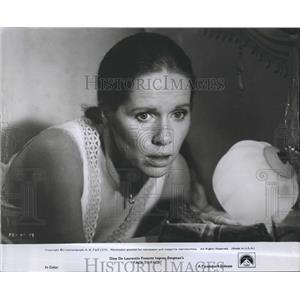 1975 Press Photo Liv Ulman. - RSH98565
