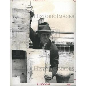 "1972 Press Photo Richard Widmark in ""Madigan"" - RSH85973"