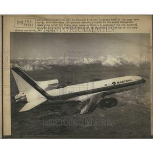 1972 Press Photo Easter Airline Lockheed Murky Everglad - RRV74955