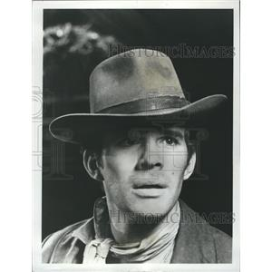 1968 Press Photo Dack Rambo Actor THE GUNS OF WILL SONNETT