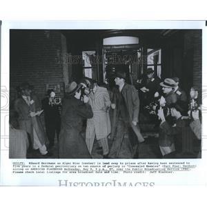 Press Photo American Actor Edward Herrmann In Concealed Enemies, PBS - RSH95057