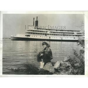 "1967 Press Photo Eddie Hodges ""The Adventures of Huckleberry Finn"" - RSH98579"