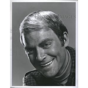 "1968 Press Photo Ross Hagen stars in ""Daktari"""