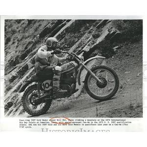 1975 Press Photo Bill Uhl. - RSH98561