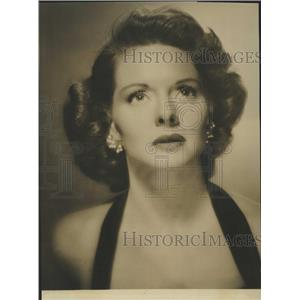 1954 Press Photo Arleen Whelan American film actress. - RSH80253