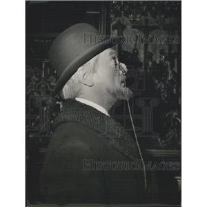 1963 Press Photo Actor Jean Marais