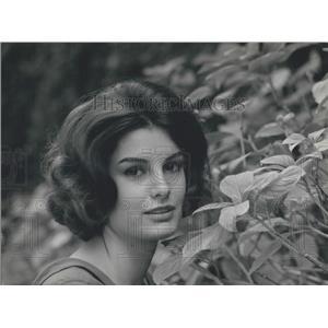 1964 Press Photo Martitia Palmer Actress