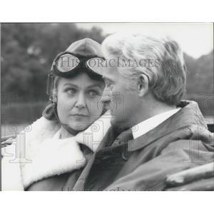 """1974 Press Photo Lee Remick Playing """"Jennie"""""""