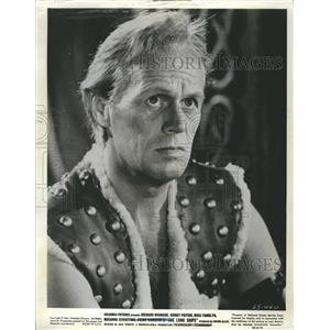 "1964 Press Photo Richard Widmark in ""The Long Ships"""