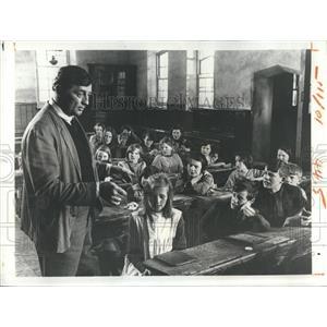 1974 Press Photo Robert Mitchum Stars In Ryan's Daughter - RSH98465