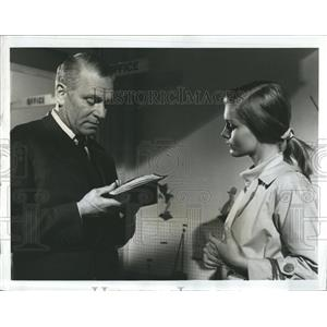 "1969 Press Photo Carol Lynley in ""Bunny Lake is Missing"" - RSH97277"