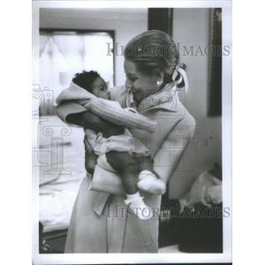 1978 Press Photo Barbara Walters Television Host Personality - RSC79525