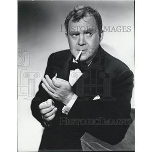 1943 Press Photo Thomas Mitchell, American Actor - XXB15949