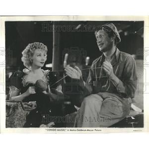 1940 Press Photo Ann Sothern Congo Maisie Actress