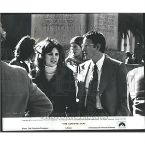 1974 Press Photo Cindy Williams
