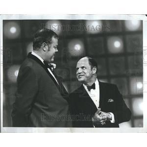 1968 Press Photo Don Rickles Comedian Actor ABC TV