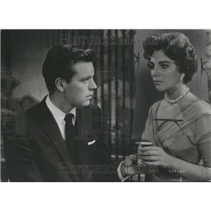 1957 Joan Collins Press Photo - RRR87611