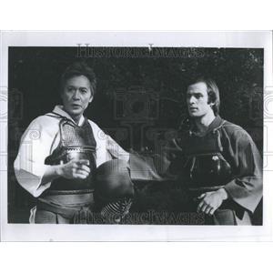 1979 Press Photo Joe Perry Actors Action