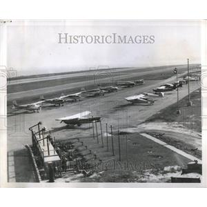1959 Press Photo Meigs Field Air Port  Northerly Island