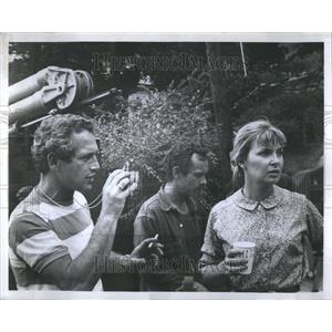1969 Press Photo Paul Newsman