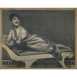 1963 Press Photo Jo Anne Worley American Actress Rowan