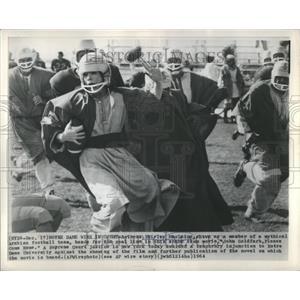 1964 Press Photo Shirley MacLaine