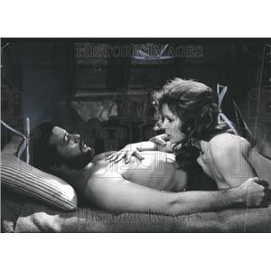1970 Press Photo Robert Double Actor  Picture Seen