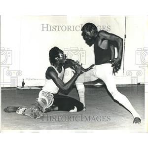 1977 Press Photo Facets Performance Ensemble Maldoror