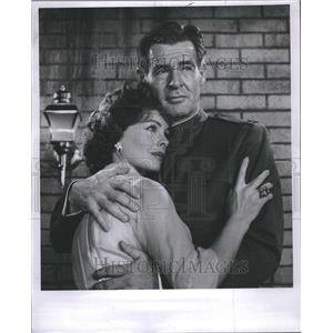 1958 Press Photo Crain Barstow California George Angele