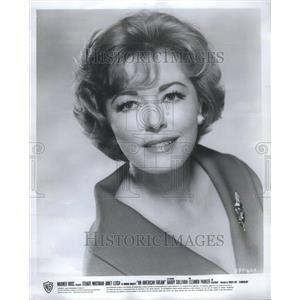 1966 Press Photo Eleanor Jean Parker American Screen Ac