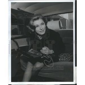 1969 Press Photo Eleanor Parker - RRR98383