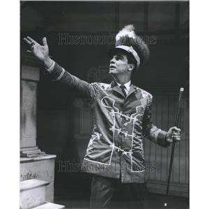 1961 Press Photo Parks Radio New York City Eddie Cantor - RRR98483