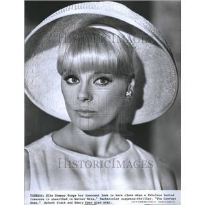 1967 Press Photo Vittorio De Sica whilst Hollywood sex